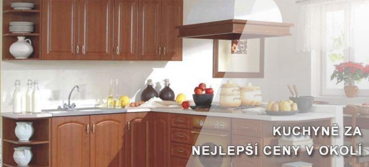 Kuchyne Spektru - návrh kuchyní, kuchyňské studio